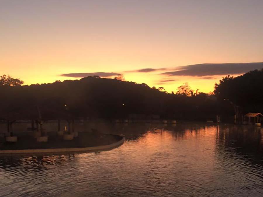 Lago Pôr do Sol 2