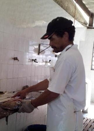 limpeza de peixe 2